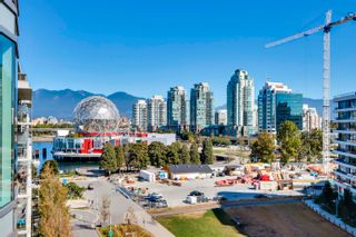 """Photo 13: 805 1661 ONTARIO Street in Vancouver: False Creek Condo for sale in """"SAILS"""" (Vancouver West)  : MLS®# R2615657"""