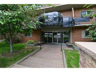Photo 14: 419 808 ROYAL Avenue SW in CALGARY: Lower Mount Royal Condo for sale (Calgary)  : MLS®# C3619843