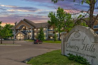 Main Photo: 301 728 Country Hills Road NW in Calgary: Country Hills Apartment for sale : MLS®# A1122138