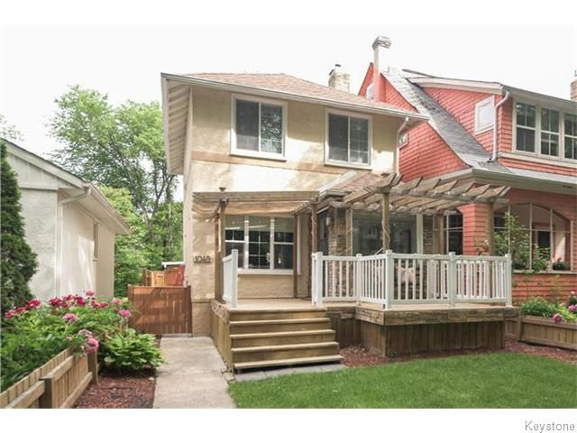 Main Photo: 1049 Dorchester Avenue in Winnipeg: Manitoba Other Residential for sale : MLS®# 1616238
