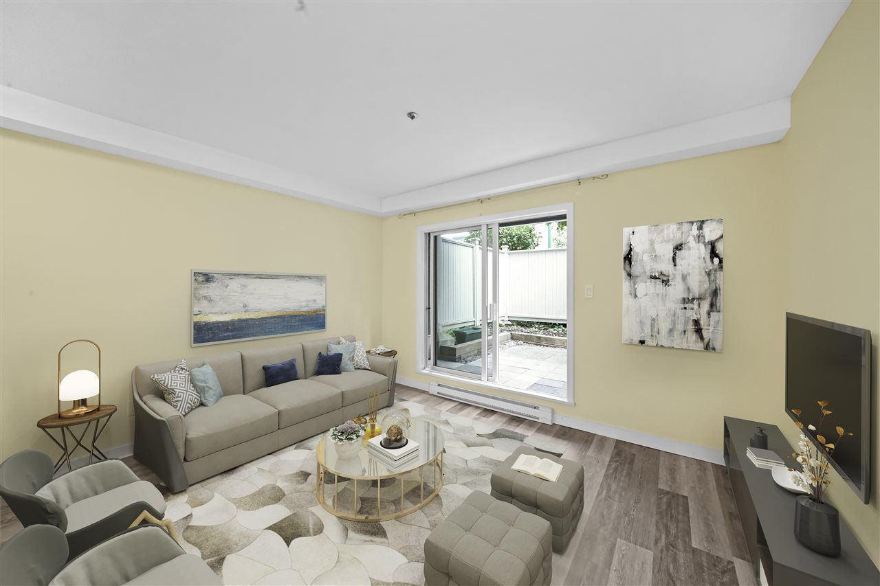 Main Photo: 107 2238 ETON STREET in Vancouver: Hastings Condo for sale (Vancouver East)  : MLS®# R2514703