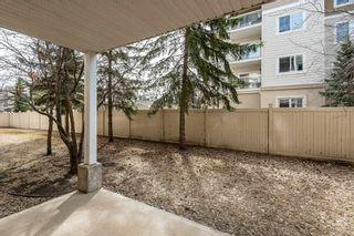 Photo 36: 123 10511 42 Avenue in Edmonton: Zone 16 Condo for sale : MLS®# E4236699