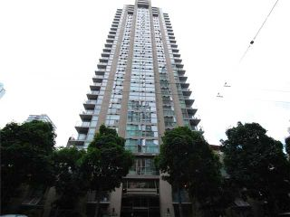"Photo 1: # 1302 928 RICHARDS ST in Vancouver: Yaletown Condo for sale in ""THE SAVOY"" (Vancouver West)  : MLS®# V964229"