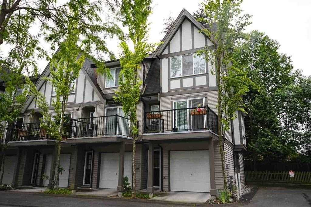 "Main Photo: 62 12778 66 Avenue in Surrey: West Newton Townhouse for sale in ""HATHAWAY VILLAGE"" : MLS®# R2242633"