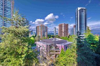 Photo 2: 702 6282 KATHLEEN Avenue in Burnaby: Metrotown Condo for sale (Burnaby South)  : MLS®# R2171275