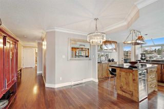 """Photo 8: 1401 1135 QUAYSIDE Drive in New Westminster: Quay Condo for sale in """"ANCHOR POINTE"""" : MLS®# R2538657"""