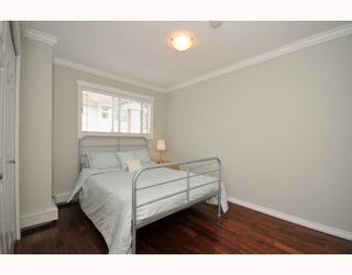 "Photo 15: 11 12438 BRUNSWICK Place in Richmond: Steveston South Townhouse for sale in ""BRUNSWICK GARDEN"" : MLS®# V773462"