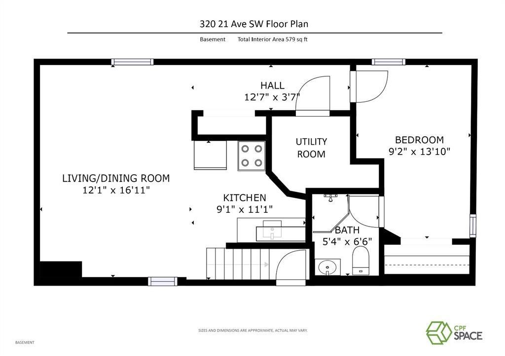 Photo 24: Photos: 320 21 Avenue SW in Calgary: Mission Detached for sale : MLS®# A1097564
