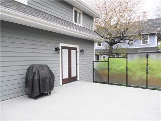 Photo 14: 2139 FERNDALE Street in Vancouver: Hastings House for sale (Vancouver East)  : MLS®# V1118453
