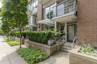 Photo 1: 861 RICHARDS STREET in Vancouver: Downtown VW Townhouse for sale (Vancouver West)  : MLS®# R2276991