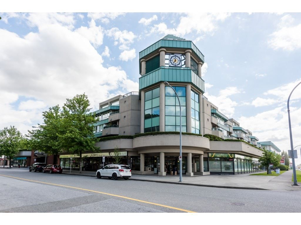 "Main Photo: A328 2099 LOUGHEED Highway in Port Coquitlam: Glenwood PQ Condo for sale in ""SHAUGHNESSY SQUARE"" : MLS®# R2376539"
