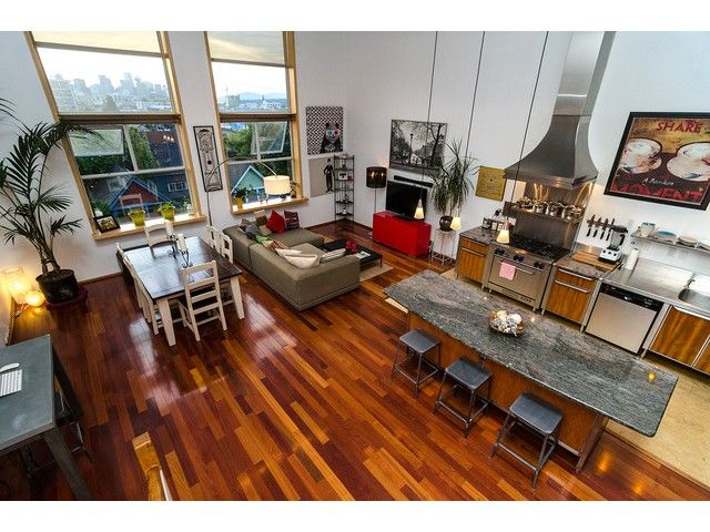 Main Photo: # 309 1220 E PENDER ST in Vancouver: Mount Pleasant VE Condo for sale (Vancouver East)  : MLS®# V1114558