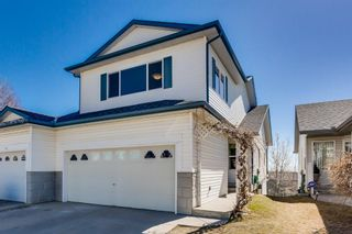 Main Photo: 62 Arbour Grove Close NW in Calgary: Arbour Lake Duplex for sale : MLS®# A1091759