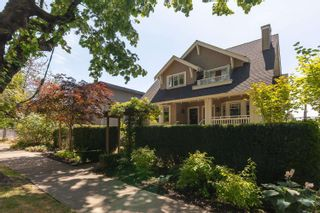 Main Photo: 2418 W 8TH Avenue in Vancouver: Kitsilano Townhouse for sale (Vancouver West)  : MLS®# R2602350
