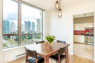 """Photo 12: 1001 5967 WILSON Avenue in Burnaby: Metrotown Condo for sale in """"Place Meridian"""" (Burnaby South)  : MLS®# R2555565"""