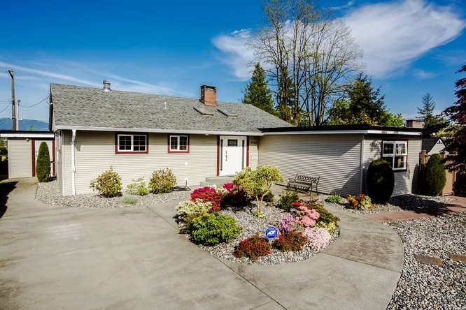 Main Photo: 8743 CREST DRIVE in : The Crest House for sale : MLS®# R2059001