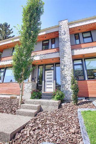 Photo 2: 3611 33 Street SW in Calgary: Rutland Park Semi Detached for sale : MLS®# A1143342