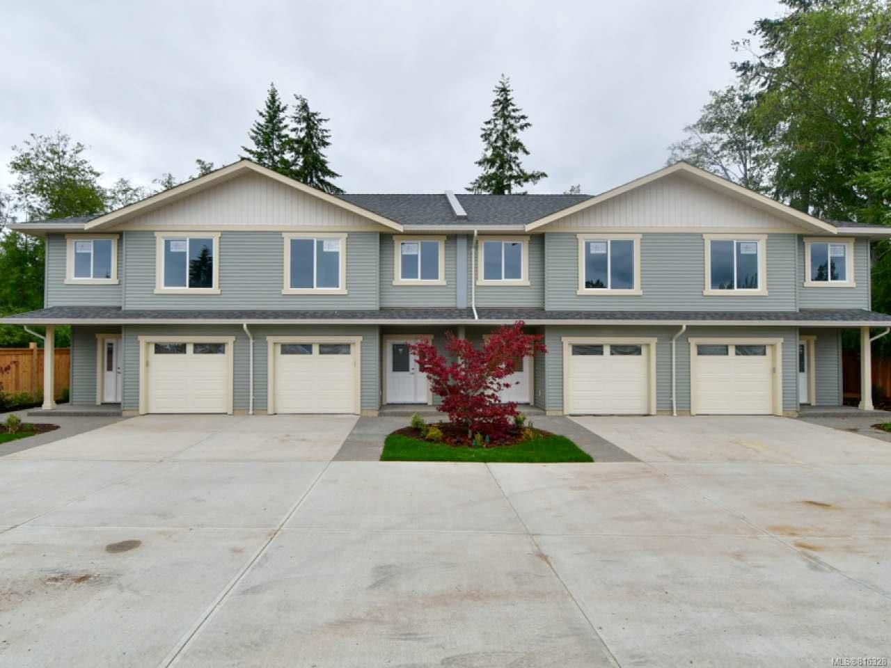 Main Photo: C 336 Petersen Rd in CAMPBELL RIVER: CR Campbell River West Row/Townhouse for sale (Campbell River)  : MLS®# 816328