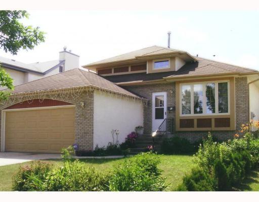 Main Photo:  in WINNIPEG: Fort Garry / Whyte Ridge / St Norbert Residential for sale (South Winnipeg)  : MLS®# 2920801