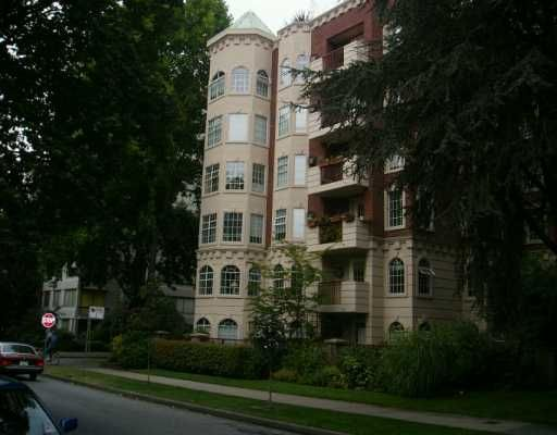 """Main Photo: 301 888 BUTE ST in Vancouver: West End VW Condo for sale in """"THE STAFFORD"""" (Vancouver West)  : MLS®# V555353"""