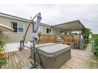 """Photo 29: 38 15875 20 Avenue in Surrey: King George Corridor Manufactured Home for sale in """"Sea Ridge Bays"""" (South Surrey White Rock)  : MLS®# R2616813"""
