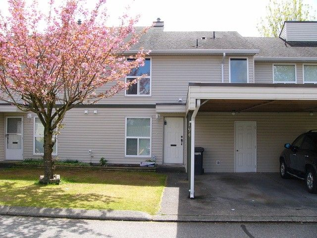 """Main Photo: 194 32550 MACLURE Road in Abbotsford: Abbotsford West Townhouse for sale in """"CLEARBROOKE VILLAGE"""" : MLS®# F1409620"""