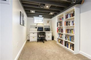 Photo 16: 922 Sherburn Street in Winnipeg: West End Residential for sale (5C)  : MLS®# 1724078