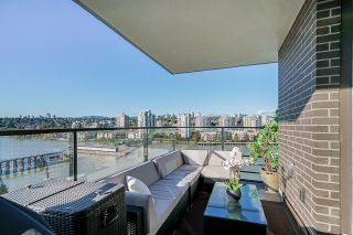 Photo 27: 1104 210 Salter Street in New Westminster: Queensborough Condo for sale