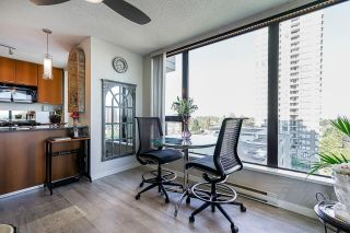 """Photo 8: 907 7108 COLLIER Street in Burnaby: Highgate Condo for sale in """"ARCADIA WEST"""" (Burnaby South)  : MLS®# R2595270"""