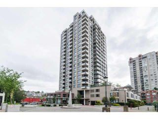 """Photo 1: 803 1 RENAISSANCE Square in New Westminster: Quay Condo for sale in """"THE Q"""" : MLS®# V1070366"""