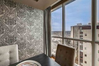 Photo 15: #1502 10046 117 ST NW in Edmonton: Zone 12 Condo for sale : MLS®# E4225099