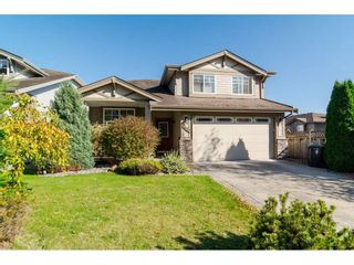 """Photo 1: 6632 206 Street in Langley: Willoughby Heights House for sale in """"BERKSHIRE"""" : MLS®# R2113542"""