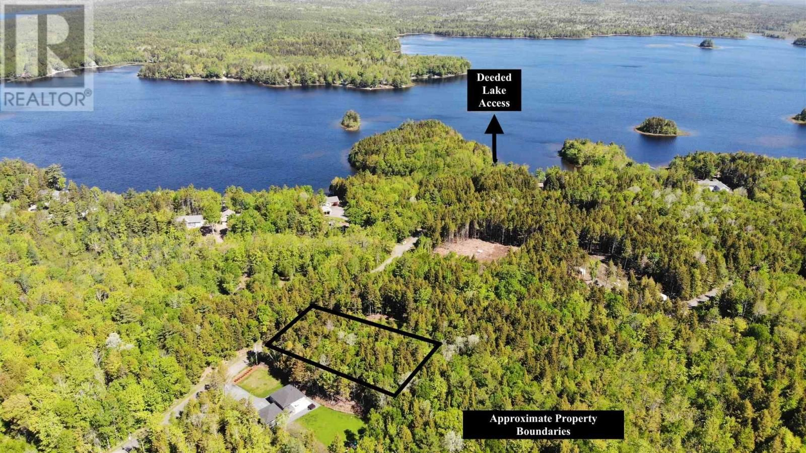 Main Photo: Lot 9 Madashak Road in Middle New Cornwall: Vacant Land for sale : MLS®# 202113818