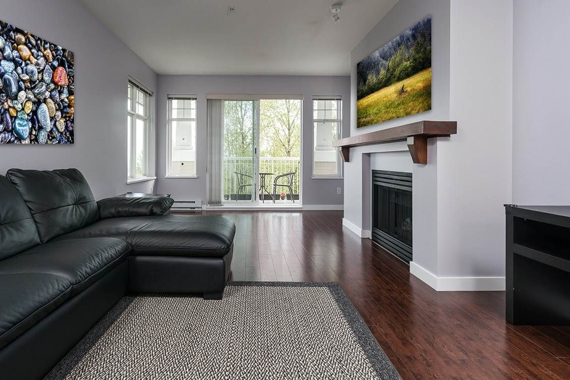 """Photo 2: Photos: 404 1438 PARKWAY Boulevard in Coquitlam: Westwood Plateau Condo for sale in """"MONTREUX"""" : MLS®# R2161413"""