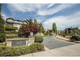 "Photo 2: 193 3105 DAYANEE SPRINGS Boulevard in Coquitlam: Westwood Plateau Townhouse for sale in ""WhiteTail Lane at Dayanee Springs"" : MLS®# R2496991"