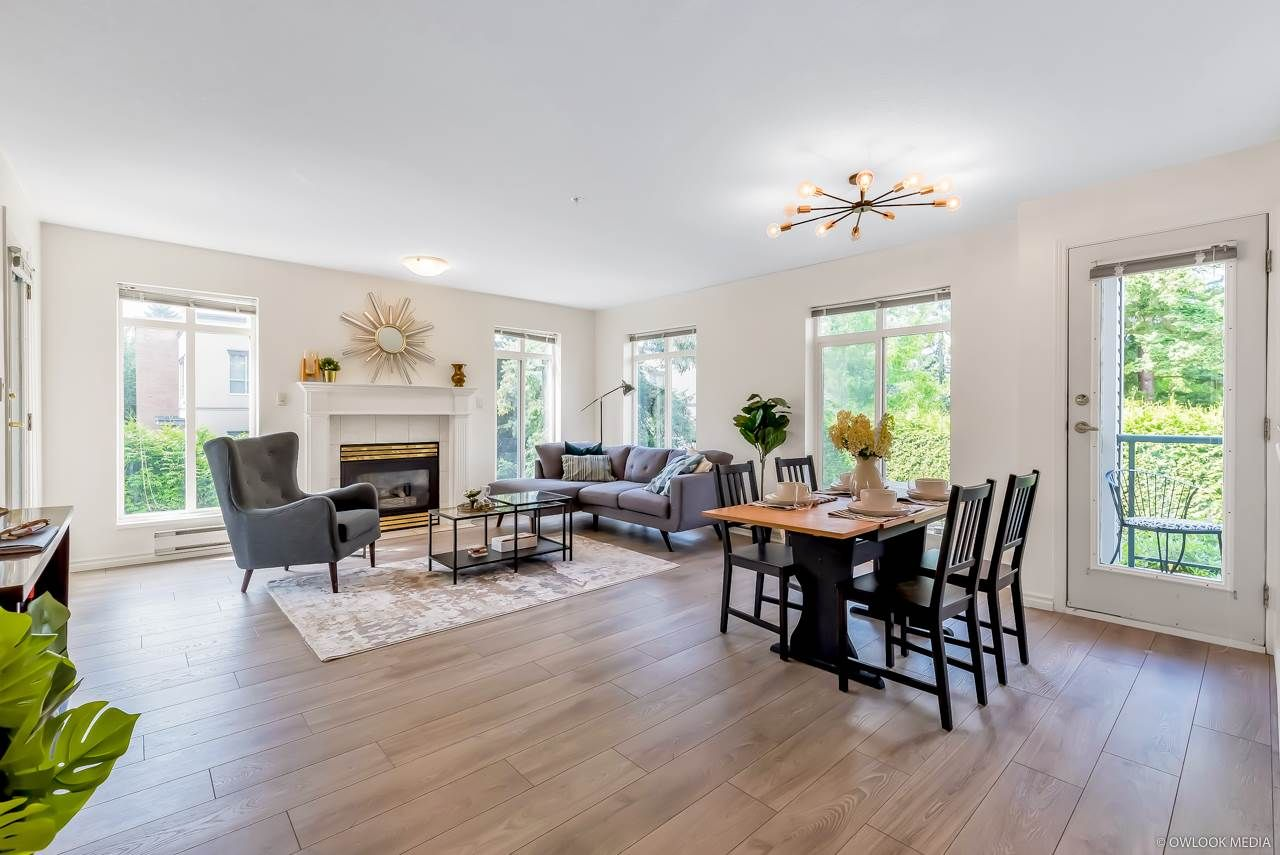 """Main Photo: 209 32075 GEORGE FERGUSON Way in Abbotsford: Abbotsford West Condo for sale in """"Arbour Court"""" : MLS®# R2483030"""
