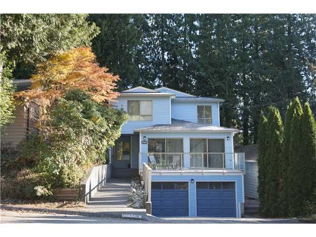 Main Photo: 4418 HOSKINS Road in North Vancouver: Lynn Valley House for sale : MLS®# V1094122