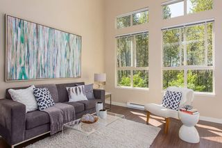 """Photo 2: 405 101 MORRISSEY Road in Port Moody: Port Moody Centre Condo for sale in """"LIBRA B/SUTTERBROOK VILLAGE"""" : MLS®# R2101263"""