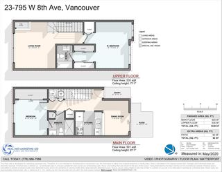 "Photo 22: 23 795 W 8TH Avenue in Vancouver: Fairview VW Townhouse for sale in ""DOVER COURT"" (Vancouver West)  : MLS®# R2457753"
