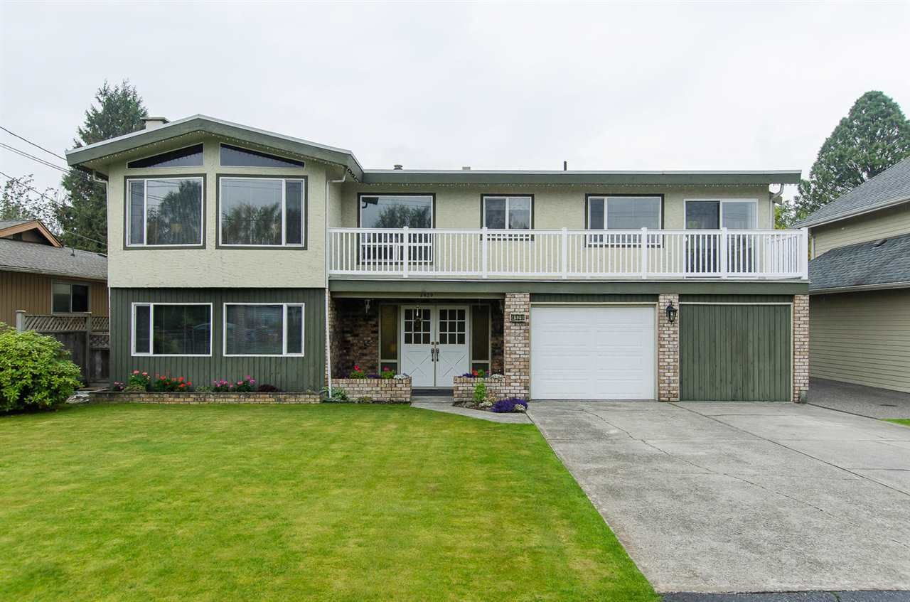 Main Photo: 4929 FENTON DRIVE in Delta: Hawthorne House for sale (Ladner)  : MLS®# R2009590