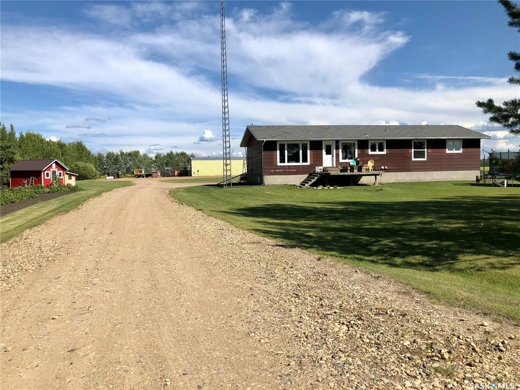 Main Photo: PENNER ACREAGE in Moose Range: Residential for sale (Moose Range Rm No. 486)  : MLS®# SK867989