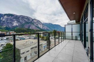 """Photo 23: 606 38033 SECOND Avenue in Squamish: Downtown SQ Condo for sale in """"AMAJI"""" : MLS®# R2591826"""