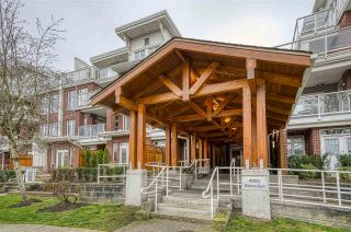 "Main Photo: 321 4280 MONCTON Street in Richmond: Steveston South Condo for sale in ""THE VILLAGE AT IMPERIAL LANDING"" : MLS®# R2560823"