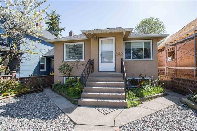 Main Photo: 4980 WALDEN ST in VANCOUVER: Main House for sale (Vancouver East)  : MLS®# R2260895