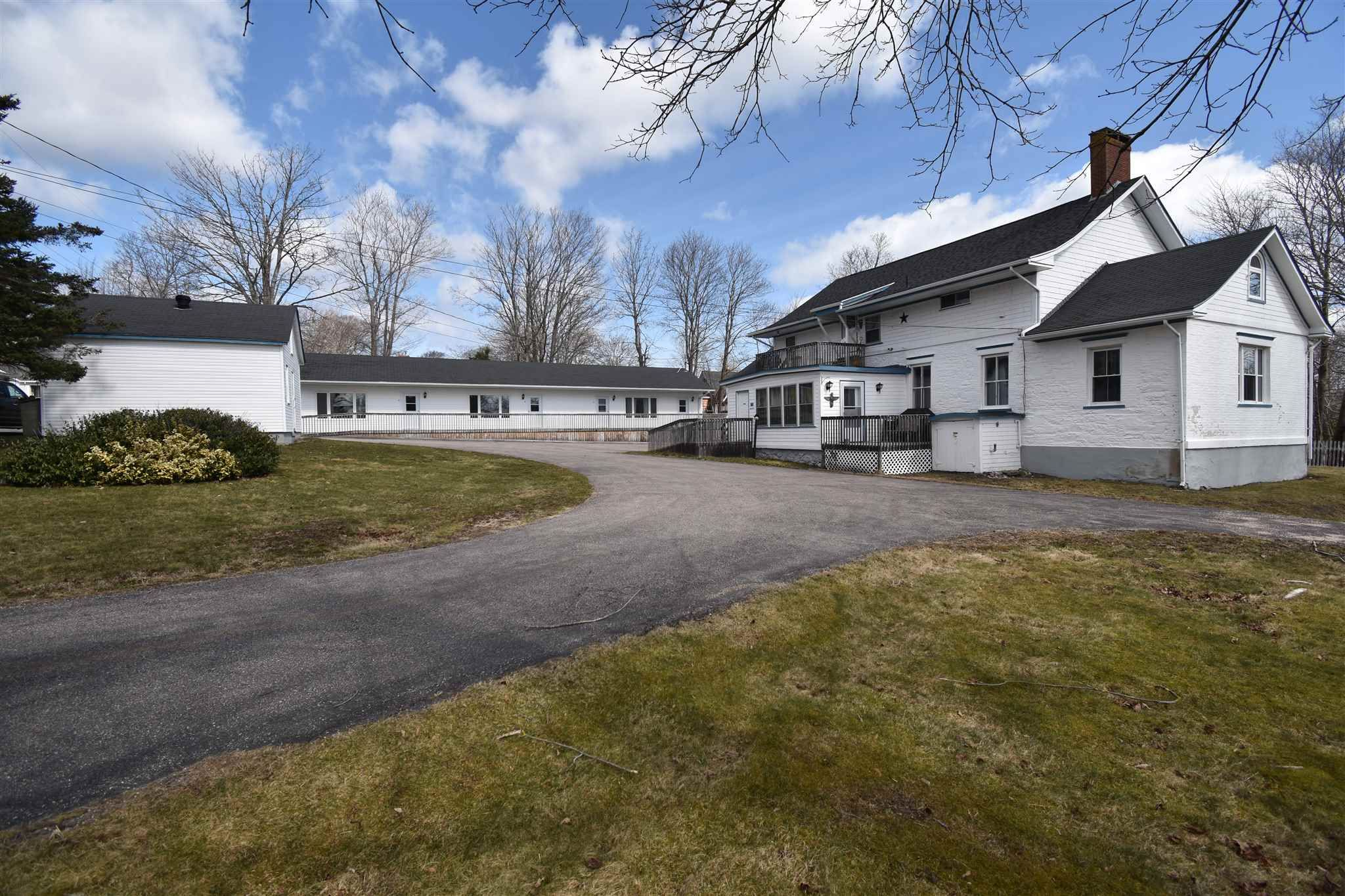 Main Photo: 77 QUEEN in Digby: 401-Digby County Multi-Family for sale (Annapolis Valley)  : MLS®# 202107430