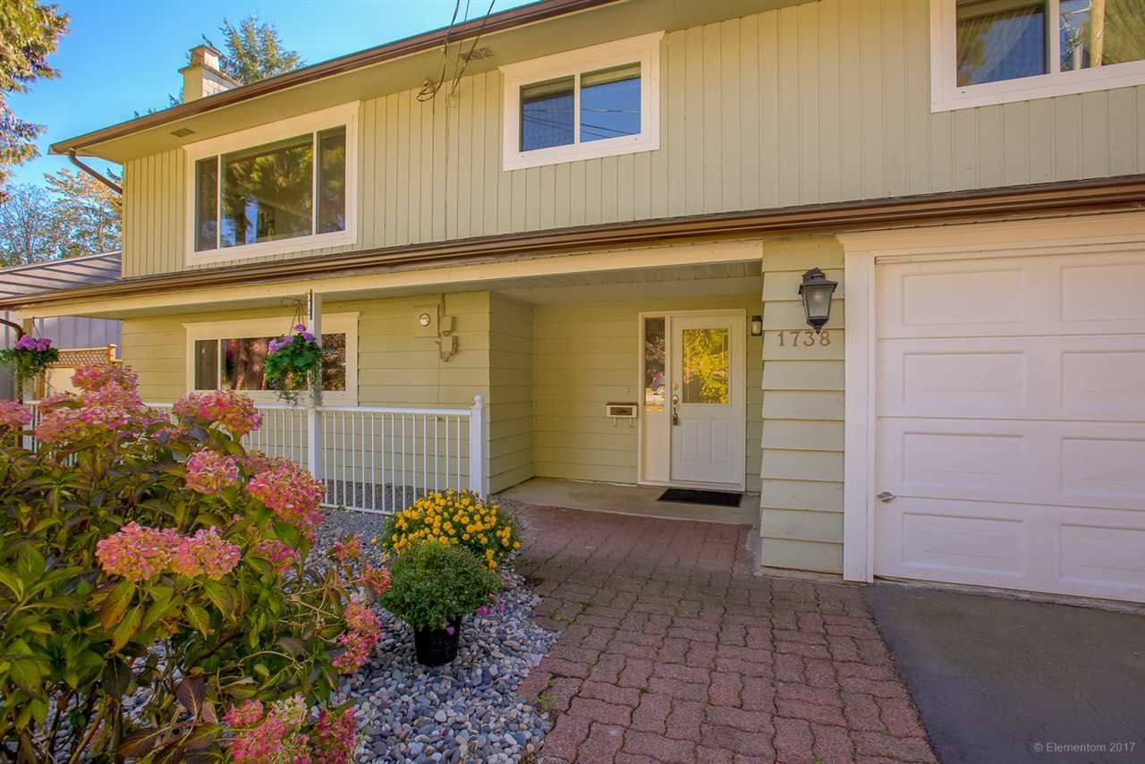 Main Photo: 1738 MYRTLE Way in Port Coquitlam: Oxford Heights House for sale : MLS®# R2211908