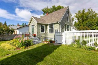 """Photo 1: 1656 OAK Street in Prince George: Connaught House for sale in """"Connaught"""" (PG City Central (Zone 72))  : MLS®# R2593289"""