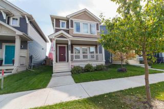 Photo 1: 5327 CRABAPPLE Loop in Edmonton: Zone 53 House for sale : MLS®# E4236302