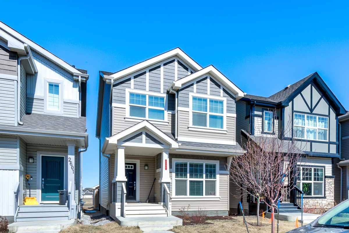 Main Photo: 2599 COUGHLAN Road in Edmonton: Zone 55 House for sale : MLS®# E4238876