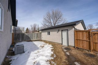 Photo 29: 187 Brixton Bay in Winnipeg: River Park South Residential for sale (2F)  : MLS®# 202104271